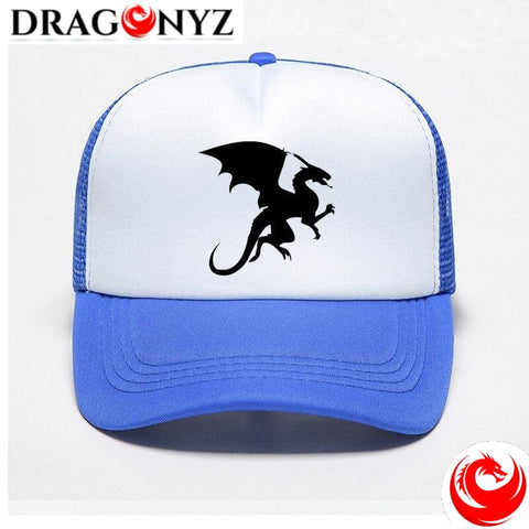 DRAGON CAP - BLACK