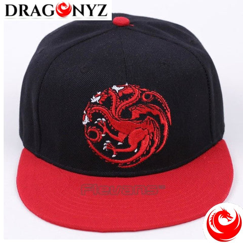 DRAGON CAP - FIRE AND BLOOD