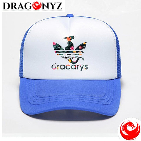 DRAGON CAP - FLOWERY
