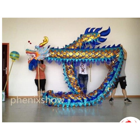 DRAGON COSTUME - HEAD 5 PERSON