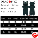 DRAGON COSTUME - JUMPSUITS