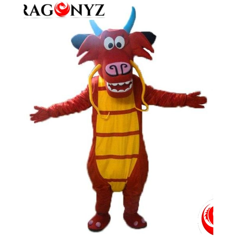 DRAGON COSTUME - MASCOT