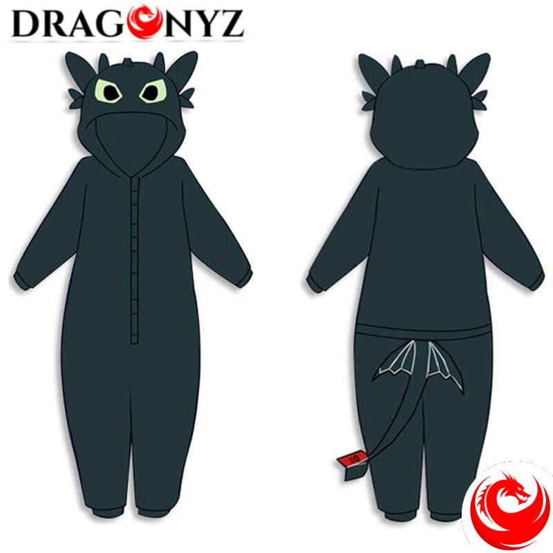DRAGON COSTUME - TOOTHLESS