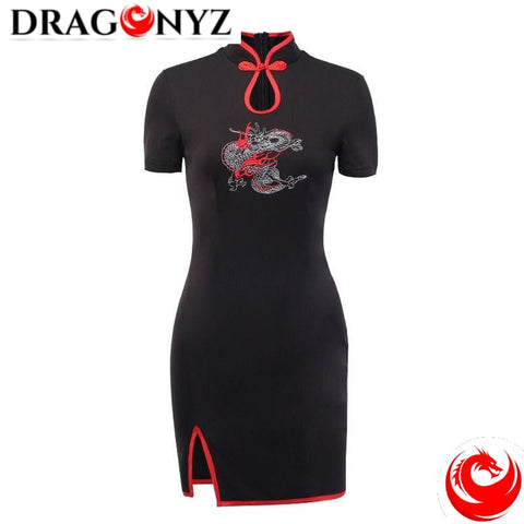 DRAGON DRESS - CHINESE