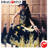 DRAGON DRESS - CHINESE TRADITIONAL