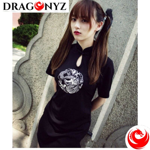 DRAGON DRESS - DARK LOLITA