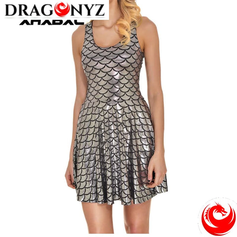 DRAGON DRESS - SCALE