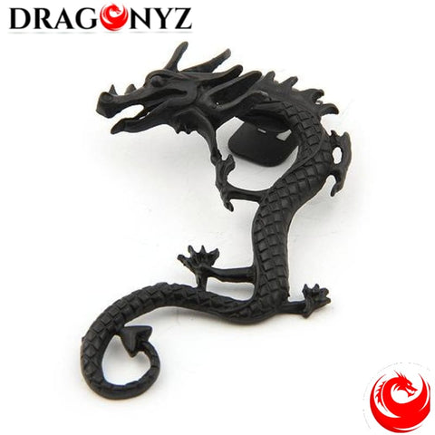 DRAGON EARRINGS ATYPICAL
