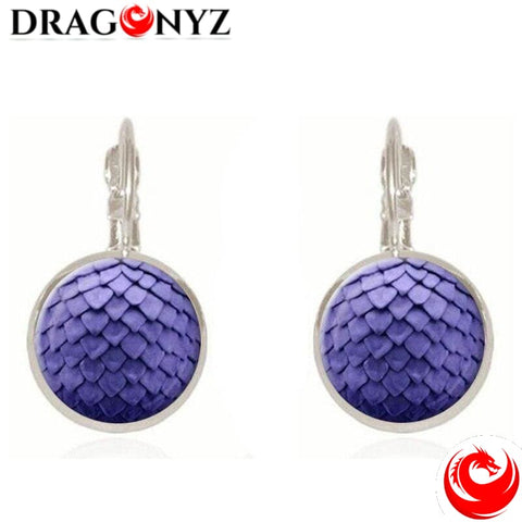 DRAGON EARRINGS - DRAGON EGG