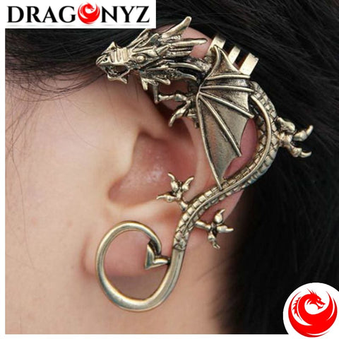 DRAGON EARRINGS - FOR ORIGINAL WOMEN