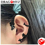 DRAGON EARRINGS - LUMINOUS