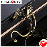 DRAGON EARRINGS New Fashion Exaggeration