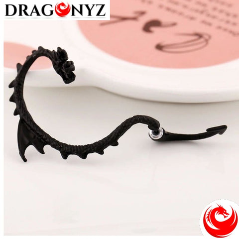 DRAGON EARRINGS PEPS