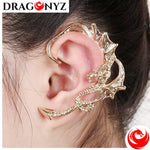 DRAGON EARRINGS - PUNK STYLE 1 PC