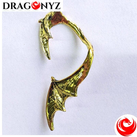DRAGON EARRINGS REVISITED