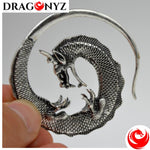 DRAGON EARRINGS - SPIRALE