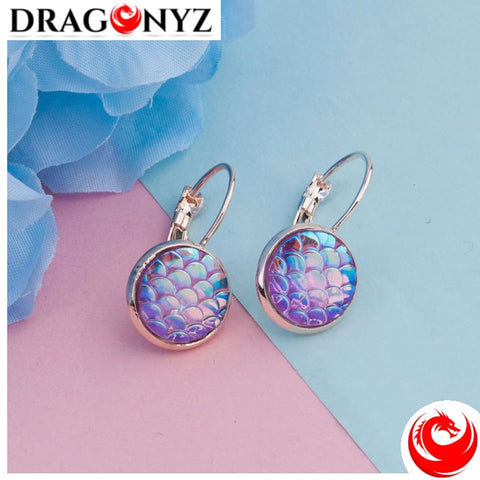 DRAGON EARRINGS TRENDY