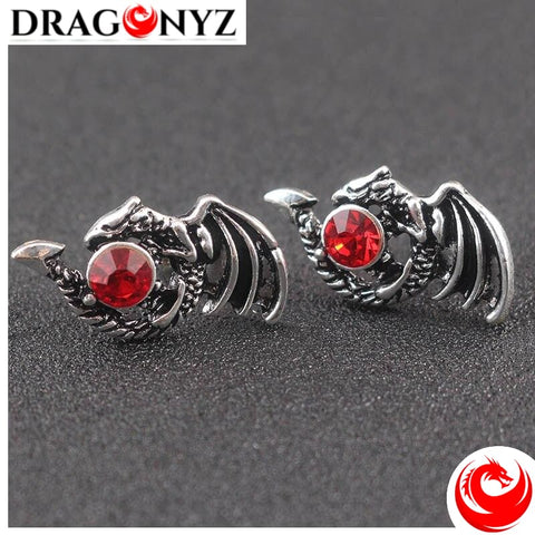 DRAGON EARRINGS - VINTAGE FOR WOMEN