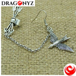 DRAGON EARRINGS - WOMEN