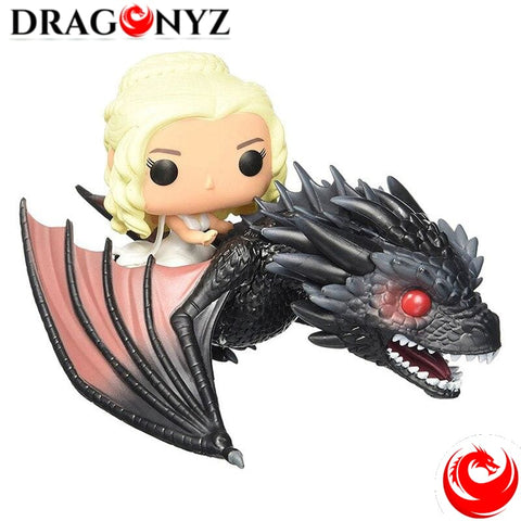 DRAGON FIGURINE - GAME OF THRONES