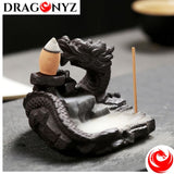 DRAGON FIGURINE - INCENSE
