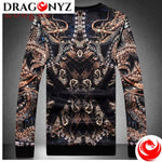 DRAGON HOODIE - GOLDEN DRAGON