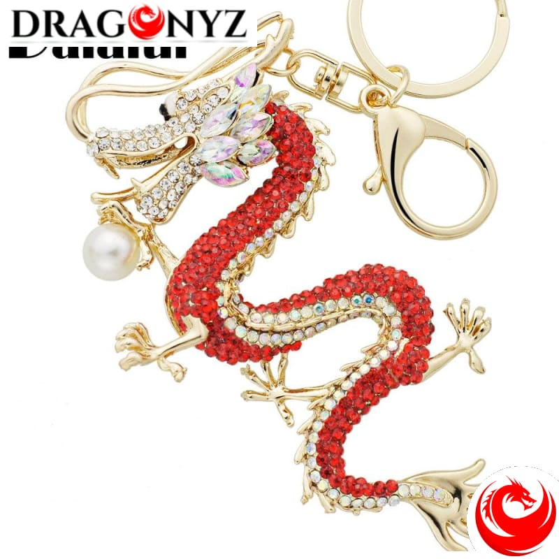 DRAGON KEYCHAIN - DALAFUL