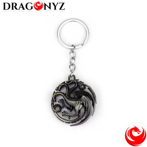 DRAGON KEYCHAIN - GAME OF THRONES