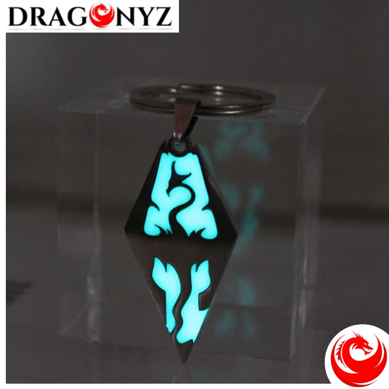 DRAGON KEYCHAIN - LIGHTING DRAGON