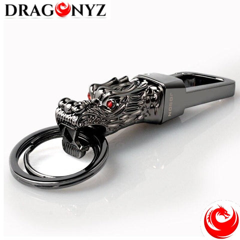 DRAGON KEYCHAIN - RED EYE