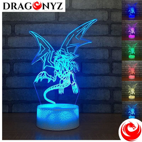 DRAGON LAMP - ASHONI