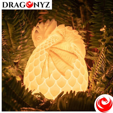 DRAGON LAMP - EGG