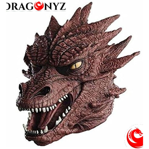 DRAGON MASK - SCARY