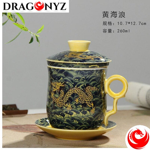 DRAGON MUG - CERAMIC