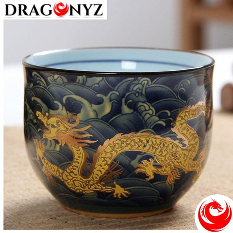 DRAGON MUG - CHINESE