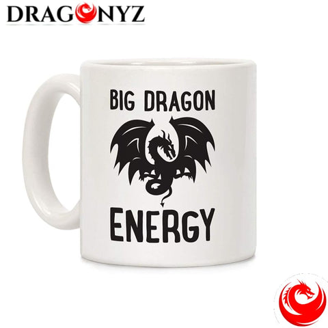DRAGON MUG - ENERGY