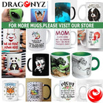 DRAGON MUG - MOTHER OF DRAGON 2
