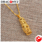 DRAGON NECKLACE - AUSPICIOUS