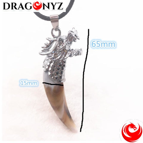 DRAGON NECKLACE - BEAST
