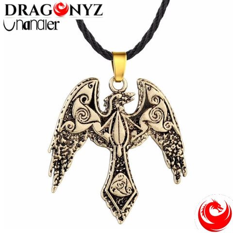 DRAGON NECKLACE - CHANDLER DRAGON