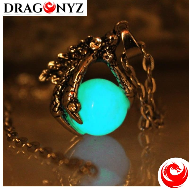 DRAGON NECKLACE - CLAW OF THE DRAGON