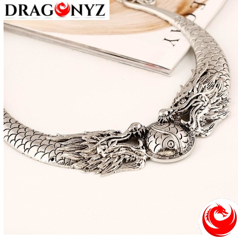 DRAGON NECKLACE - FASHION