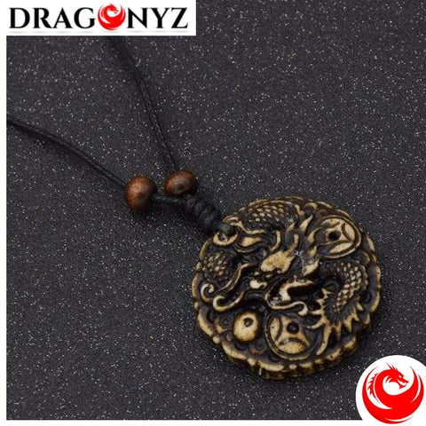DRAGON NECKLACE - FASHION LYCHEE