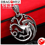 DRAGON NECKLACE - FIRE AND BLOOD