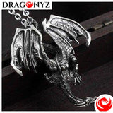 DRAGON NECKLACE - FLY DRAGON DRAKNESS