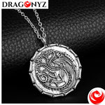 DRAGON NECKLACE - GAME OF THRONES