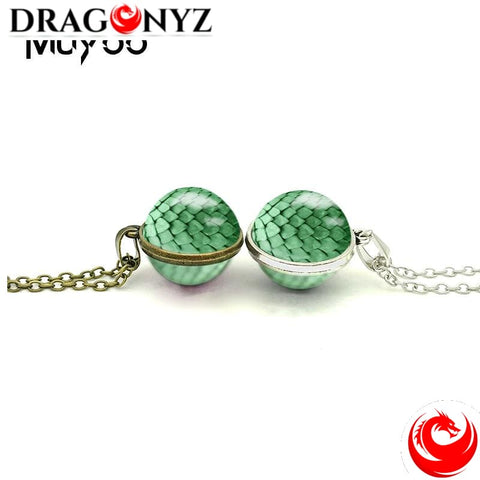 DRAGON NECKLACE - GAME OF THRONES DRAGON EGGS