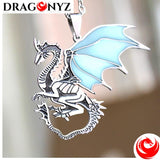 DRAGON NECKLACE - GLOWING