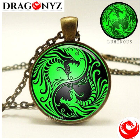 DRAGON NECKLACE - LIMINOUS