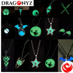DRAGON NECKLACE - LUMINOUS GAME OF THRONES